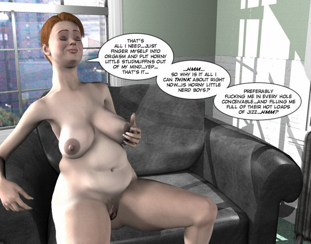 3d comic the chaperone episode 4 9