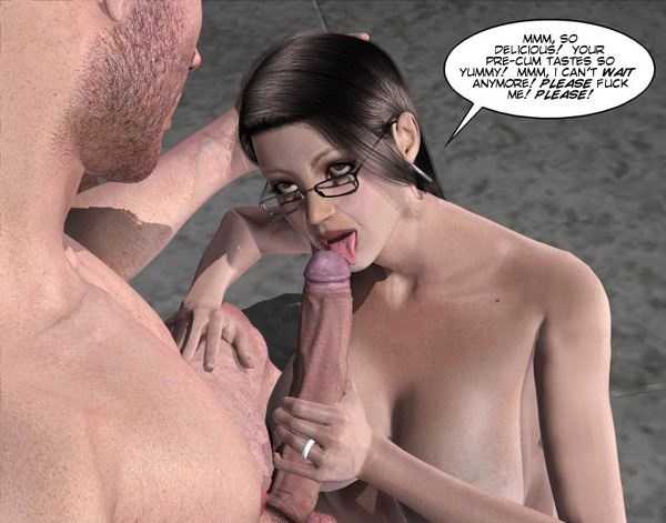 Фото секс комиксы 3д